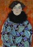 Mrs. Johanna Staude Art Print