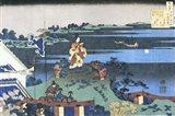The Poet Nakamaro Art Print