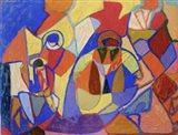 Composition, 1927-28 Art Print