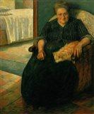 Signora Virginia, c. 1905-1910 Art Print