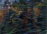 States of Mind - Those that Go (Stati D'animo, Quelli Che Vanno) Art Print