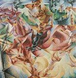 Elasticity, 1911 Art Print