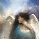 Reverie of an Angel Art Print