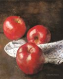 Apples and Quilt Art Print