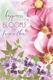 Happiness Blooms Within Art Print