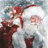 Santa Presents Art Print