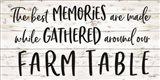 The Best Memories Art Print
