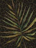 Areca Leaf Art Print