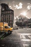 Crosswalks of Manhattan I Art Print