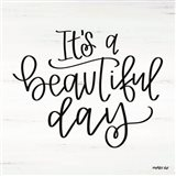It's a Beautiful Day Art Print