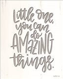 Amazing Things Art Print