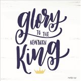 Newborn King Art Print