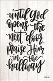 Praise Him Art Print