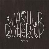 Wash Up Buttercup Art Print