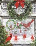 Christmas Peace Art Print