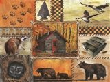 The Great Outdoors II Art Print