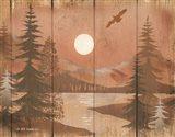 Full Moon II Art Print