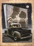 Old Fashioned Romance Art Print