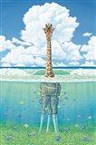 Rising Sea Art Print