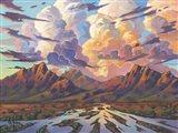 The Desert Will Live Art Print