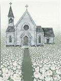 Holy Spirit Lead Me Art Print