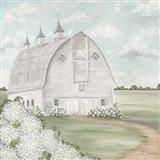 Mustardseed Barn Art Print
