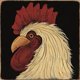 Mr. Rooster Art Print