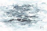 Turbulent Waters II Art Print