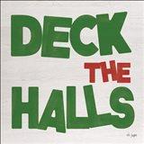 JAXN136 - Deck the Halls Art Print