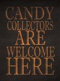 Candy Collectors Art Print