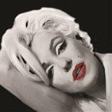 Marilyn's Lips Art Print