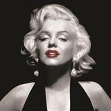 Halter Top Marilyn Art Print