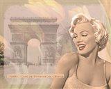 Marilyn Triomphe I Art Print
