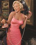 Marilyn's Call II Art Print
