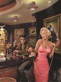 Marilyn's Call III Art Print