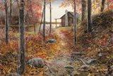 Whispers of Autumn Art Print