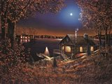 Evening Serenity Art Print