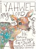 The Lord is My Strength Art Print
