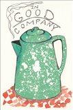 In Good Company Art Print