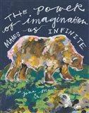 Power of Imagination Art Print