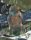 All Creatures Art Print