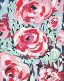Chorus of the Rose Art Print