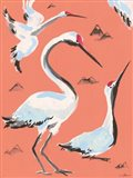 Storks I Art Print