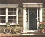 Parked Out Front Art Print