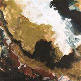 Dark Storm from Above Art Print