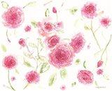 Pink Poises Art Print
