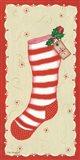 Vintage Stocking Art Print