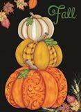 Fall Trio Art Print