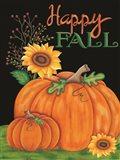 Happy Fall Art Print