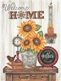 Gather Family & Friends Art Print